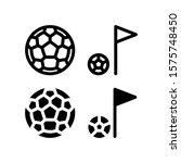 football icon. sports icon set...
