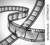 film strip | Shutterstock .eps vector #157596374