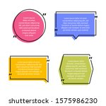 super set different shape... | Shutterstock .eps vector #1575986230