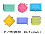 super set different shape... | Shutterstock .eps vector #1575986236