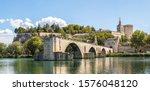 Saint Benezet Bridge In Avignon ...