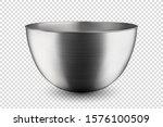 Vector 3d Realistic Blank Steel ...