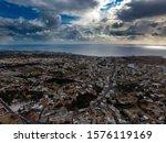 Paphos Centru  Cyprus From Above