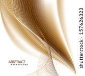 abstract vector eps10... | Shutterstock .eps vector #157626323