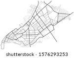 samara city map   town streets... | Shutterstock .eps vector #1576293253