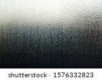 water drops on window glass ... | Shutterstock . vector #1576332823