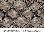 Snake Skin Seamless Pattern....