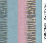 zebra skin  stripes pattern.... | Shutterstock . vector #1576499263