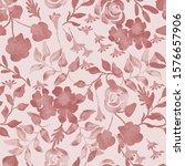 print seamless pattern... | Shutterstock . vector #1576657906