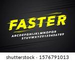 vector illustration modern... | Shutterstock .eps vector #1576791013