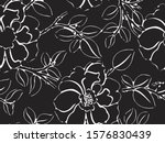 beautiful retro   linear  lines ... | Shutterstock .eps vector #1576830439
