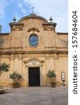 st. maria degli angeli church.... | Shutterstock . vector #157684604