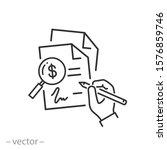 document conformity defining ... | Shutterstock .eps vector #1576859746