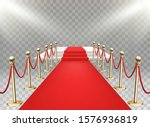 red carpet event with three...   Shutterstock .eps vector #1576936819