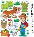 Farmer Theme Set 1   Eps10...