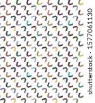 seamless geometric ornamental...   Shutterstock .eps vector #1577061130