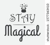 inspirational and motivation... | Shutterstock .eps vector #1577363410