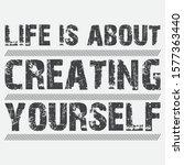 inspirational and motivation... | Shutterstock .eps vector #1577363440