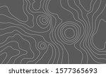 high altitude topographic...   Shutterstock .eps vector #1577365693