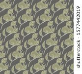 Vector Background. Pattern With ...