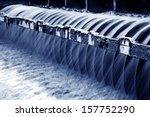 modern urban wastewater... | Shutterstock . vector #157752290