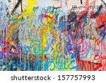 saint petersburg  russia  ...   Shutterstock . vector #157757993