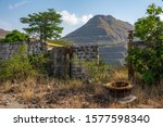 Small photo of Mount Nimba, Liberia: an abandoned mining site and the highest point in West Africa. Hike to the top of the tallest peak in West Africa and the point where three countries converge