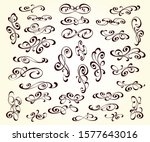 set design elements for your... | Shutterstock .eps vector #1577643016
