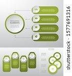 Vector Infographics Set....