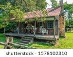 Old Rustic Abandoned Homestead...