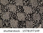 lace fabric over white... | Shutterstock . vector #1578197149