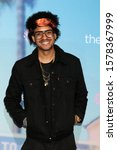 """Small photo of LOS ANGELES - DEC 2: Yassir Lester at the """"The L Word: Generation Q"""" Premiere Screening at Regal LA Live on December 2, 2019 in Los Angeles, CA"""