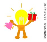 lamp idea choose love and gift...
