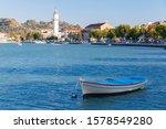 Coastal Landscape Of Zakynthos...