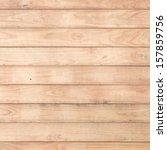 light brown wood background | Shutterstock . vector #157859756