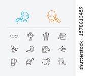 beautiful icons set....
