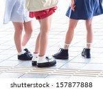 egs of the girls | Shutterstock . vector #157877888