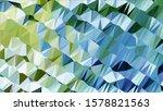 geometric design. colorful...