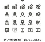 location v2 ui pixel perfect... | Shutterstock .eps vector #1578865669