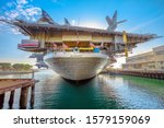 San Diego  Navy Pier ...