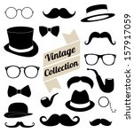 Set Of Collection Vintage...