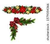 Vector Christmas Fir Decoration ...