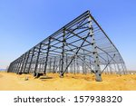 industrial production workshop... | Shutterstock . vector #157938320