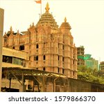 Small photo of Famous Temples in Mumbai Siddhivinayak Temple is perhaps the most famous temple in Mumbai, located in Prabhadevi. The temple is dedicated to Lord Ganesha, the elephant-headed God.