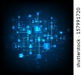 Social Media Light Vector...