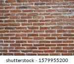 red brick wall texture...   Shutterstock . vector #1579955200