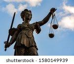 Justitia  Lady Justice ...