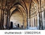 Interiors Of La Seu Vella...
