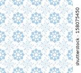 background of seamless... | Shutterstock .eps vector #158075450