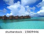 mabul island | Shutterstock . vector #15809446
